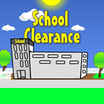 school clearance of desks, chairs and old equipment